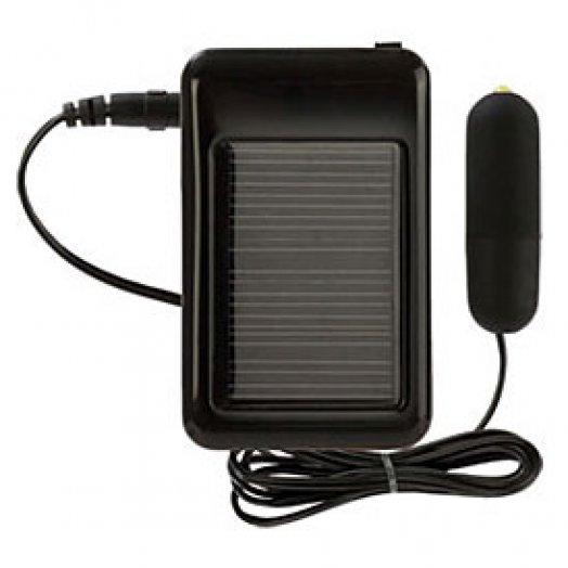 Solar Bullet Vibrator