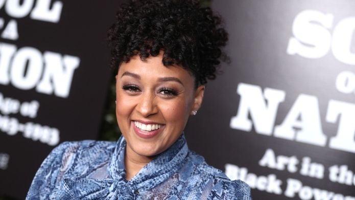 Tia Mowry's Message About Loving Your Post-Baby Body Is a Must-Read for All Women