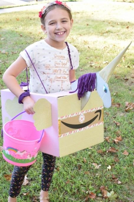 Flying unicorn boxtume.
