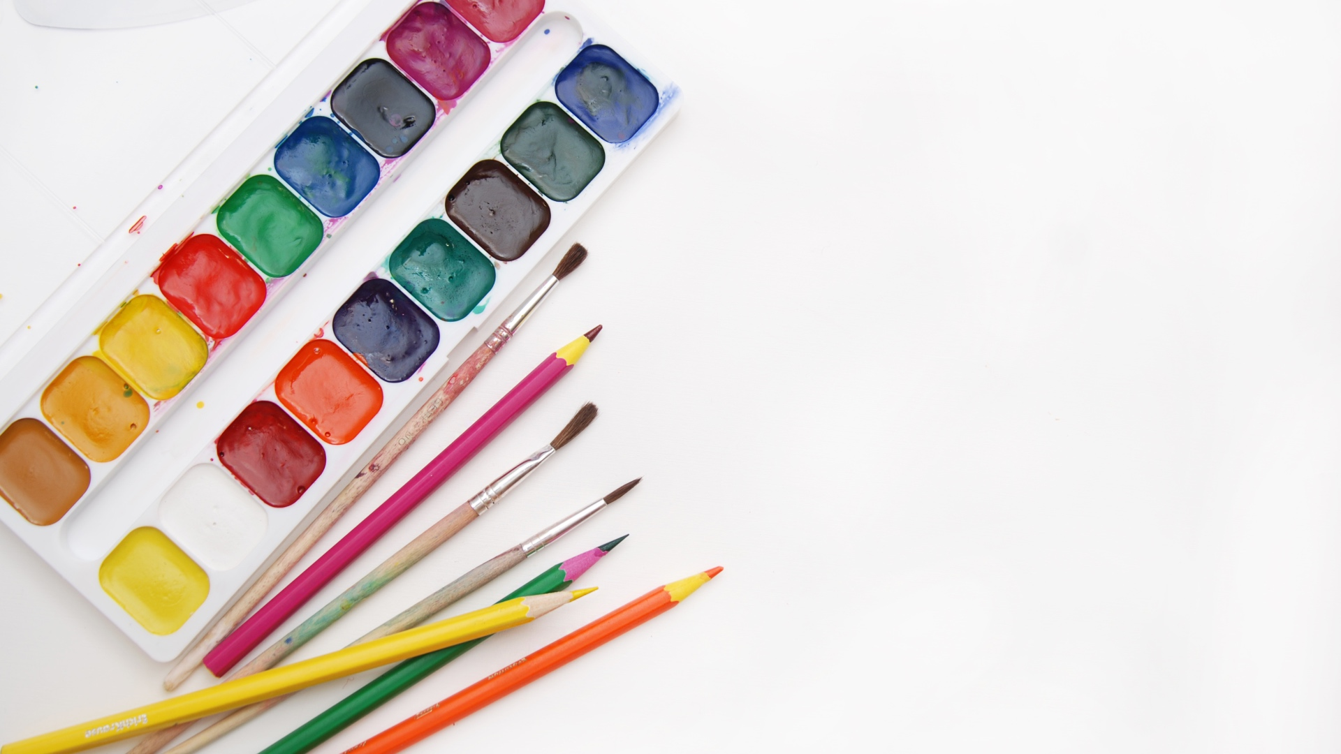 The Easiest, Cheapest Painting Supplies For Your Kids