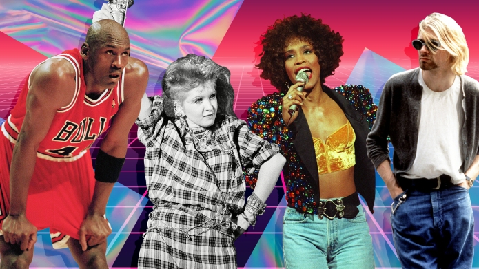 61 Bodacious Baby Names Inspired by '80s Pop Culture