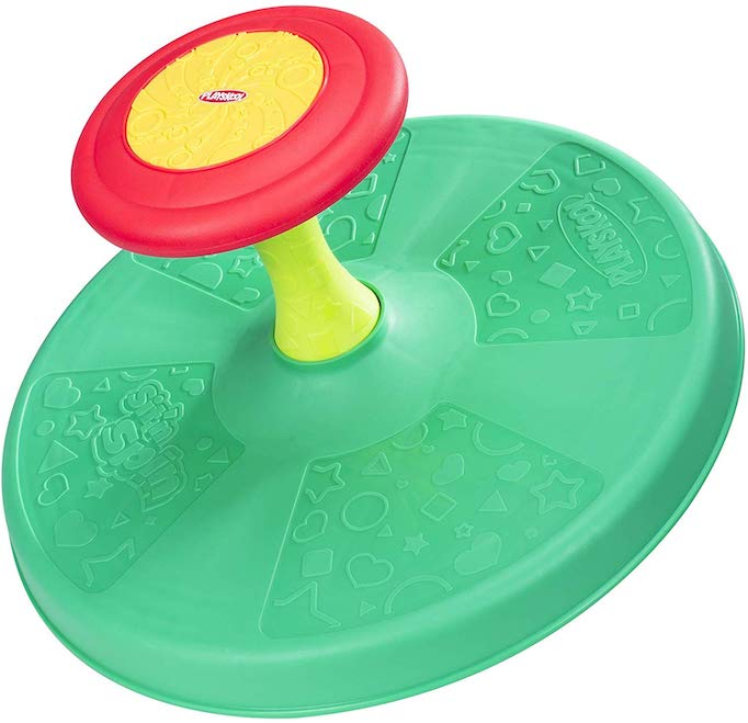 These Are The Absolute Hottest Gifts for Kids This Year: Playskool Sit 'n Spin Classic