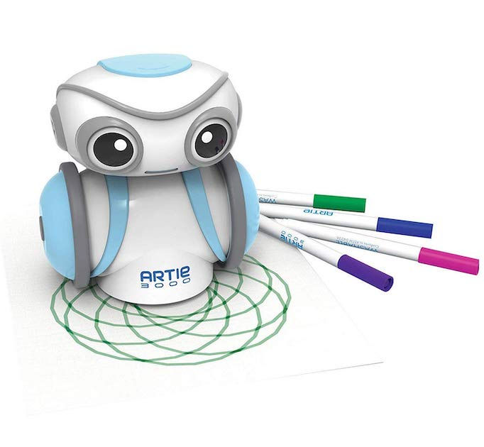 These Are The Absolute Hottest Gifts for Kids This Year: Educational Insights Artie 3000 The Coding Robot