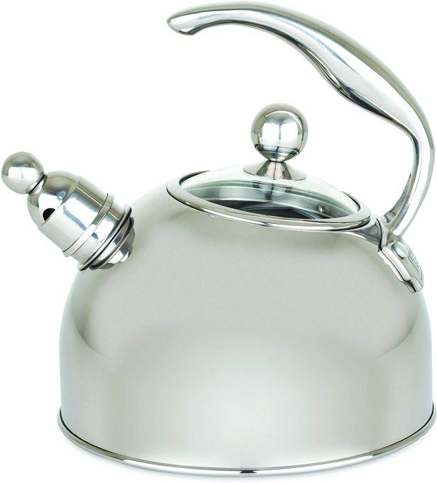 Viking Stainless Steel Tea Pot