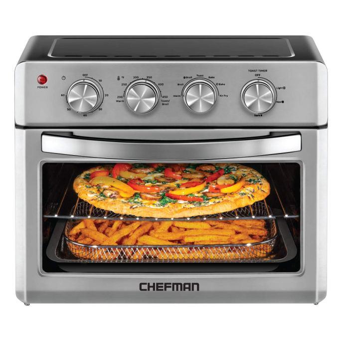 Chefman Air Fryer Toaster