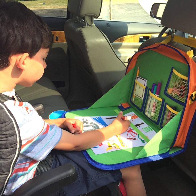 Car Hacks Every Parent Needs: My Specialty Kids Shop Kids Backseat Travel Tray