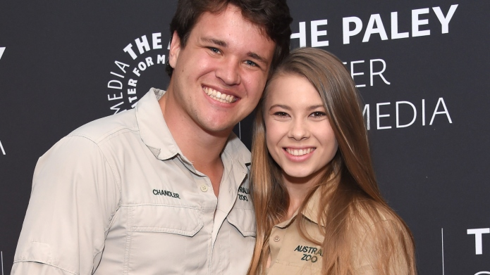 Bindi Irwin brother Robert will walk