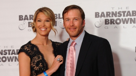 Bode and Morgan Miller welcome twin
