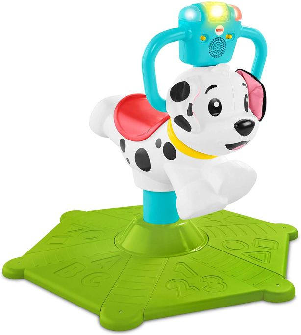 The Hottest Toys of 2019: Fisher-Price Bounce & Spin Puppy