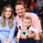 Carly Waddell and Evan Bass welcomed their second child