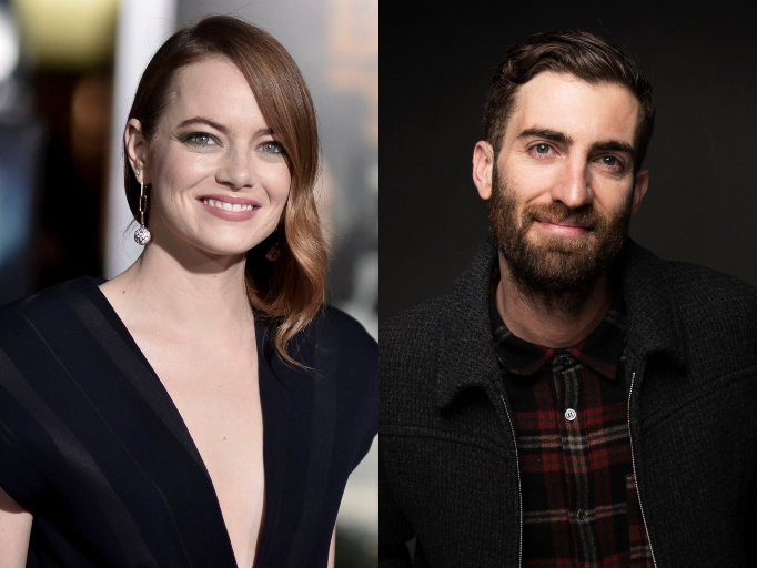 Emma Stone and Dave McCary just got engaged