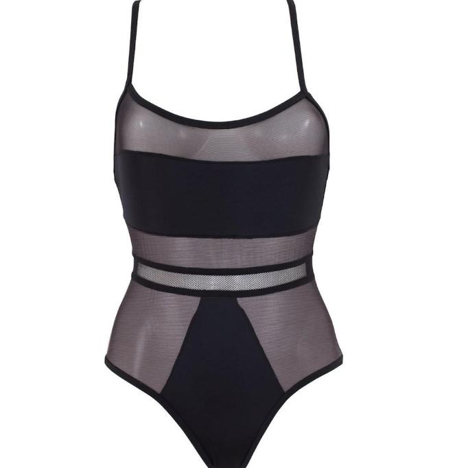 Celebrity Gift Guide: Arta Swimsuit Black by Bluebella