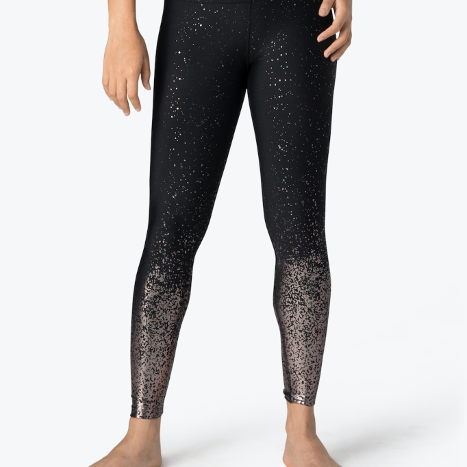 Celebrity Gift Guide: Alloy Ombre High Waisted Midi Legging by Carbon38