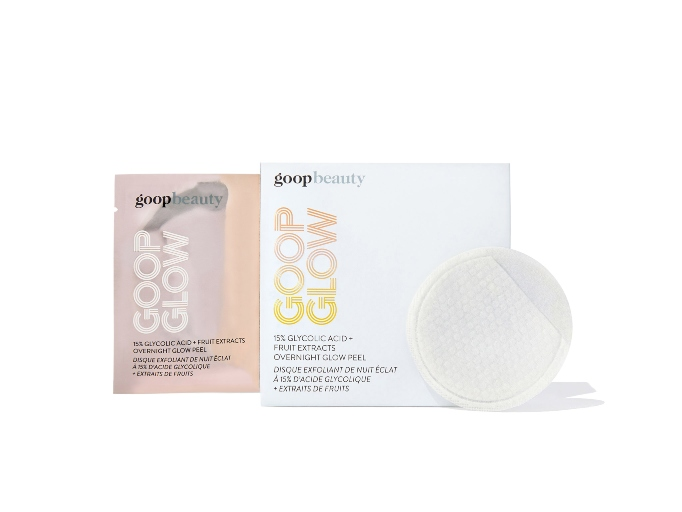 Celebrity Gift Guide: GOOPGLOW 15% Glycolic Overnight Glow Peel