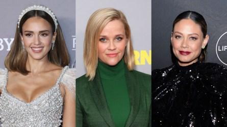 Jessica Alba, Reese Witherspoon, Vanessa Minnillo,