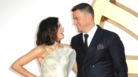 Channing Tatum and Jenna Dewan have