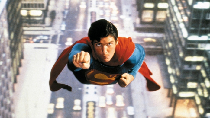 Christopher Reeve's 'Superman.'