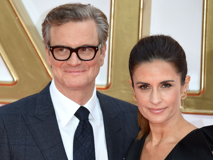 Colin Firth and wife Livia are splitting up after 22 years