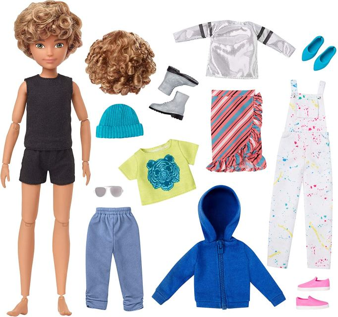 The Hottest Toys of 2019: Mattel Creatable World Deluxe Character Kit