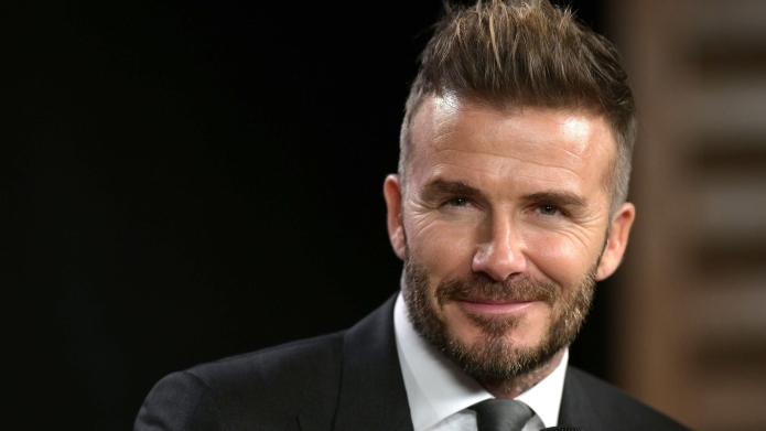 Why David Beckham is still our