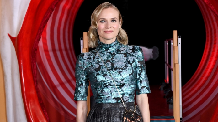 Diane Kruger Thanksgiving 2019
