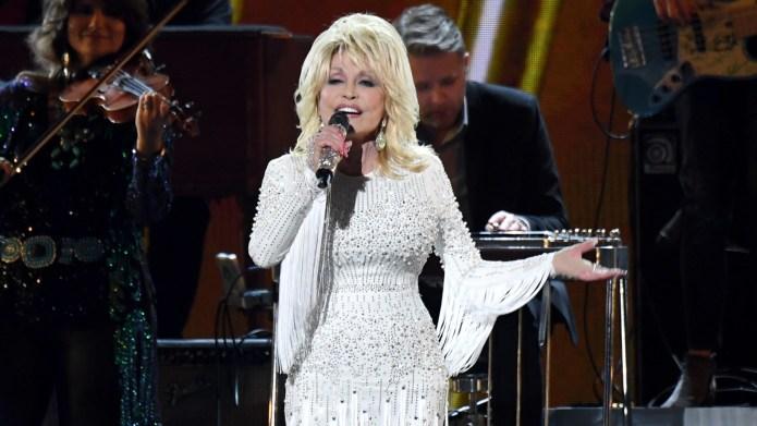 Dolly Parton Christian Music