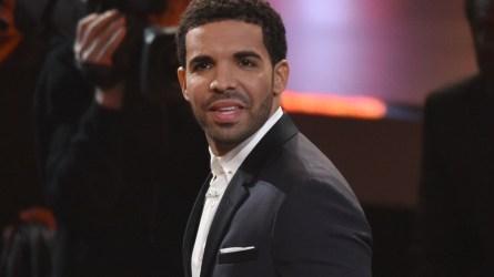 "Drake Sings ""Let It Go"" at"