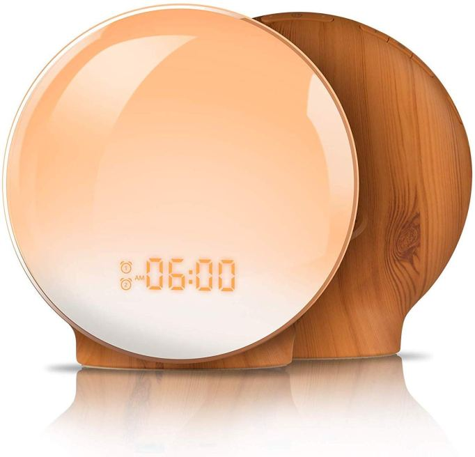 Sunrise clock