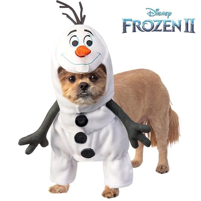 'Frozen 2' Gift Idea: Olaf Dog Costume