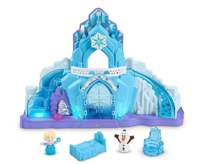 'Frozen 2'. Gift Idea: Elsa's Ice Palace