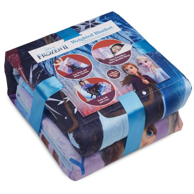 'Frozen 2' Gift Idea: 'Frozen 2' Weighted Blanket