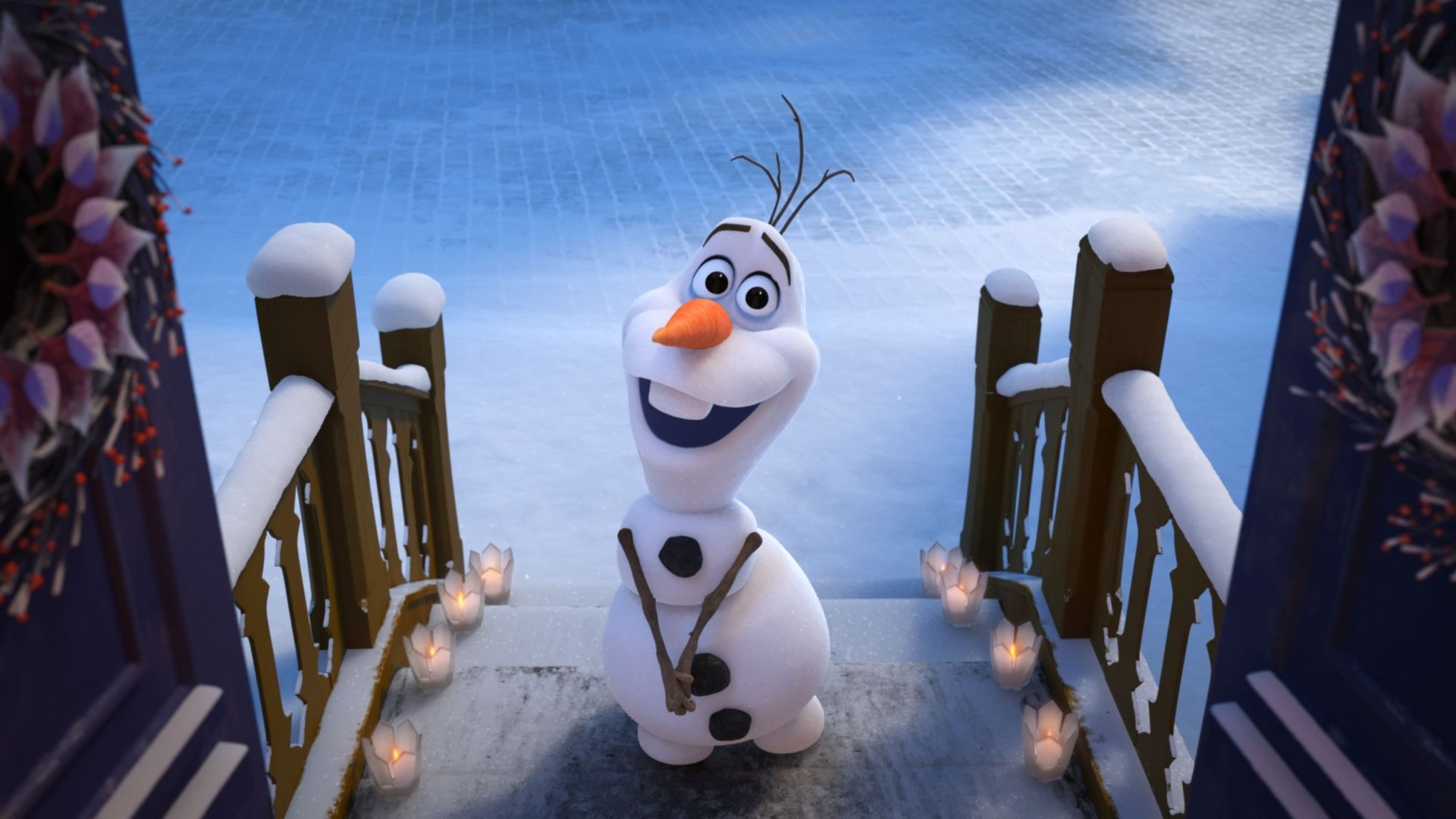 This Kid Singing 'Let it Go' in Full 'Frozen' Costume in the Snow is Everything