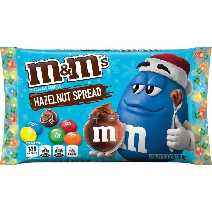Hazelnut M&Ms