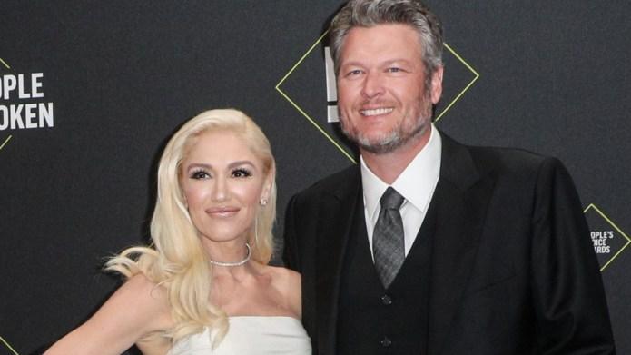 Gwen Stefani and Blake Shelton have