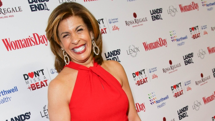 Hoda Kotb Shares Video of Daughter