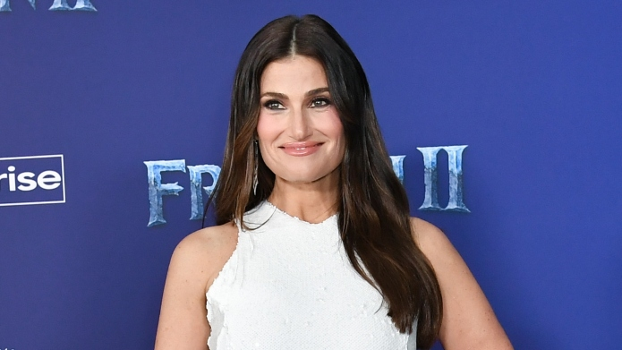 Idina Menzel once used her 'Frozen'