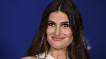 Idina Menzel's son secretly loves his