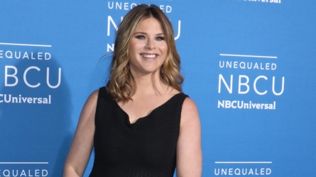 Jenna Bush Juggling Motherhood