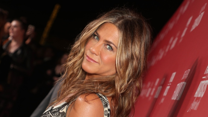 Jennifer Aniston's celebrity friends are filled