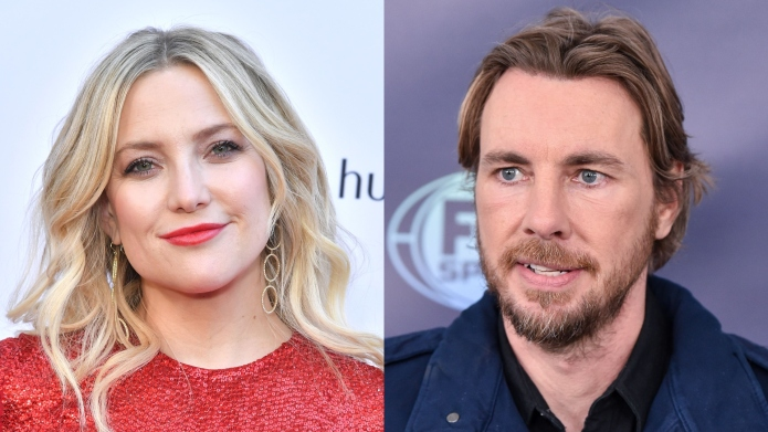 Kate Hudson and Dax Shepard open
