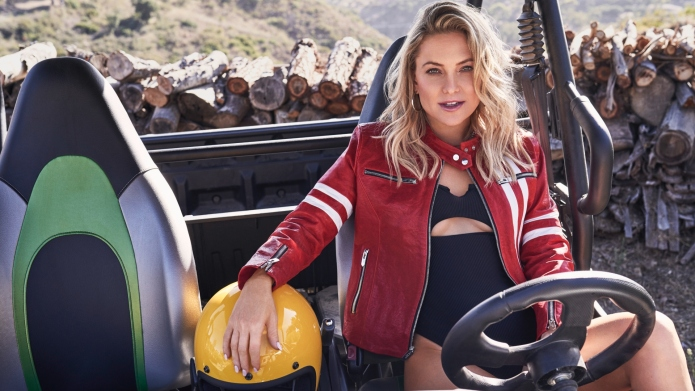 Kate Hudson in December Issue of