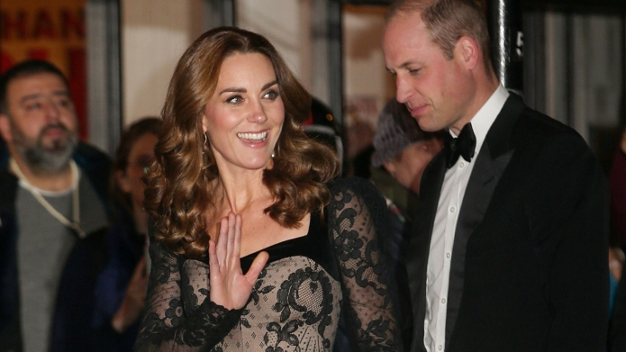 Kate Middleton & Prince William told