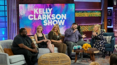 'The Kelly Clarkson Show' has been