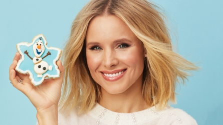 Kristen Bell tells daughter truth about