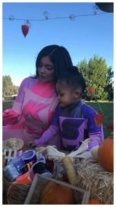 Kylie Jenner & Daughter Stormi Webster