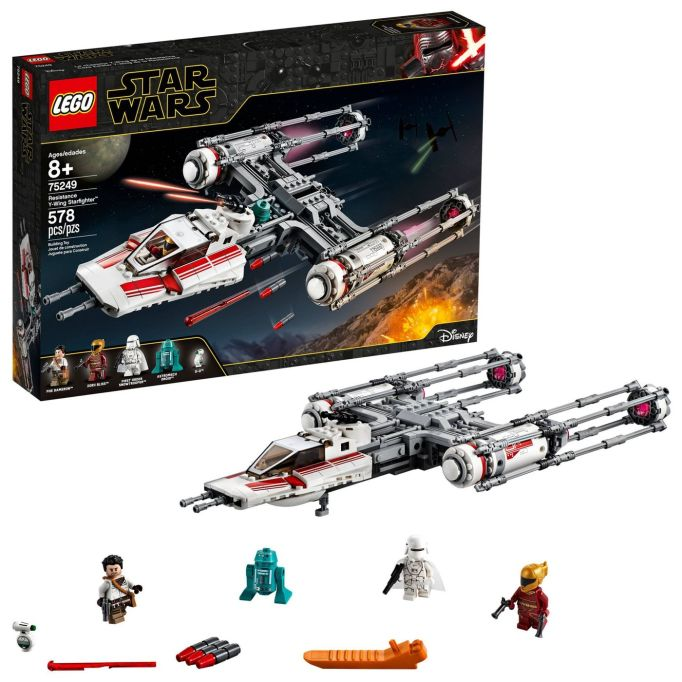 The Hottest Toys of 2019: Star Wars LEGO Set