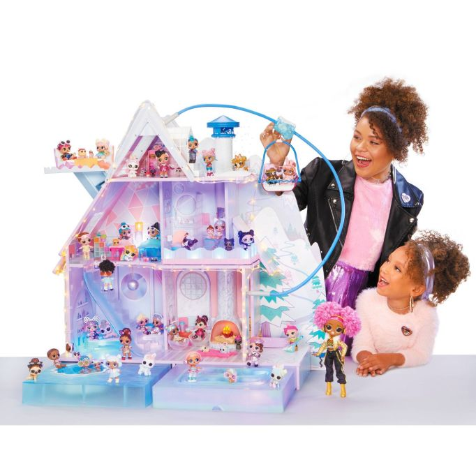 The Hottest Toys of 2019: L.O.L. Surprise! Dollhouse