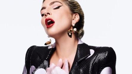 Lady Gaga ELLE December 2019