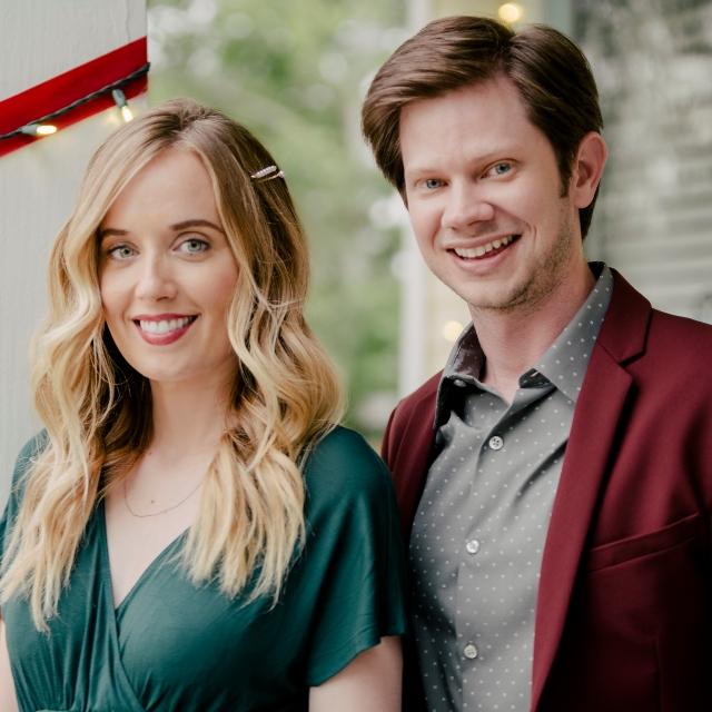 Megan Park & Lee Norris Christmas Wish