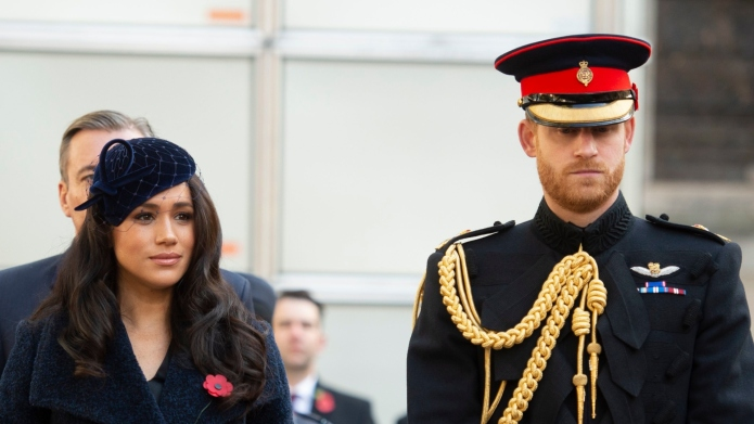 Prince Harry & Meghan Markle's Canadian